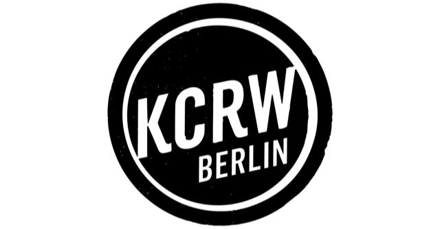 KCRW Berlin logo